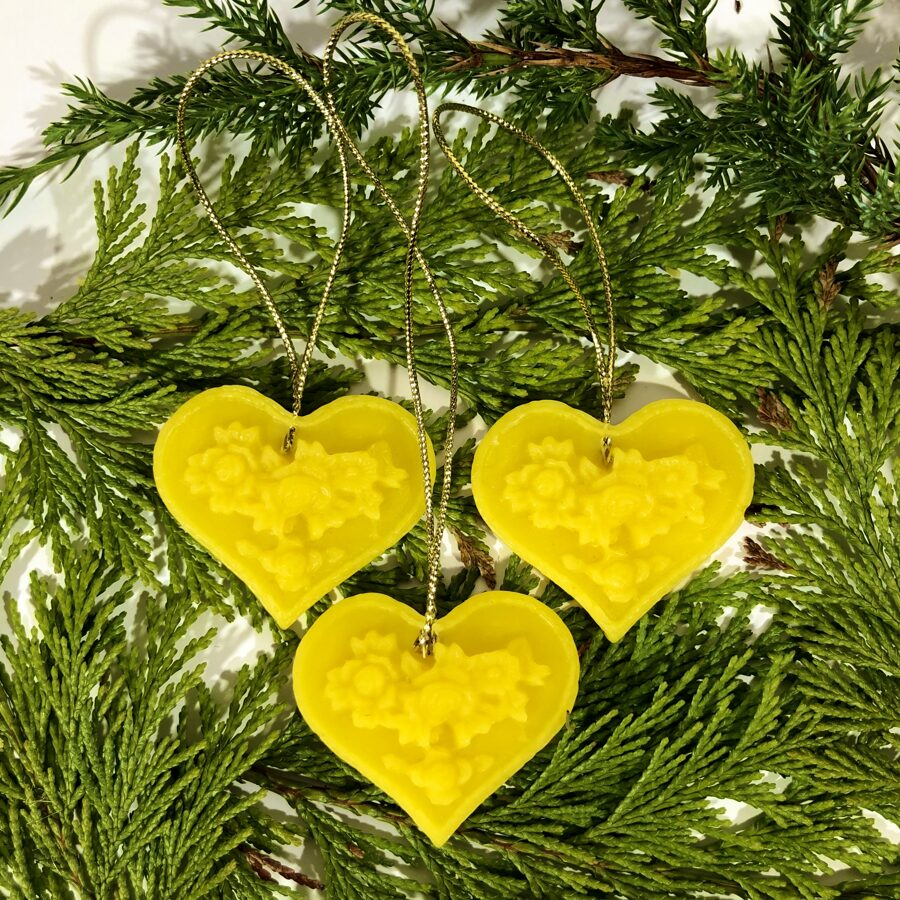Sirsniņa ar ornamentu
